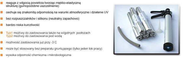 wlasciwosci-kitu-trwale-plastycznego-typ-1-typ-2,  kit trwale plastyczny